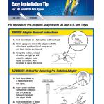 Rain-X Latitude Installation Tip