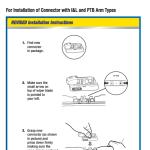 EZ Connector Installation TIp