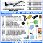 New March Product Flyer
