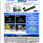 April Product Flyer