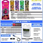 July Product Flyer