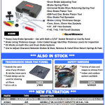September Product Flyer